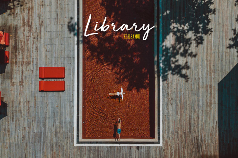 The Library – Koh Samui